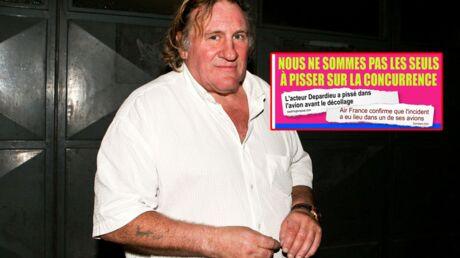 Ryanair se sert de Gérard Depardieu pour faire sa pub