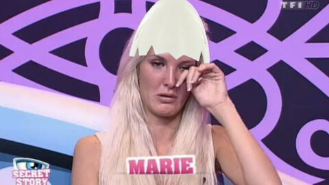 Secret Story 5 : Marie se la joue Calimero