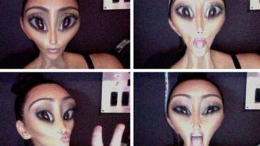 Elle s'adore en alien