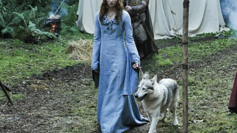 L'interprète de Sansa dans Game of Thrones a adopté son loup