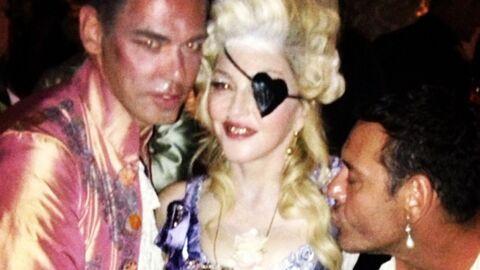 DIAPO Les photos de l'anniversaire de Madonna (avec Matt Pokora)