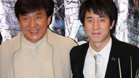 Jackie Chan: son fils Jaycee arrêté en Chine pour une affaire de drogue