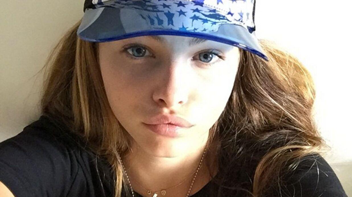 Thylane blon deau mannequin 14 ans la fille de v ro nika loubry r pond aux critiques sur - Meuf bonne 14 ans ...