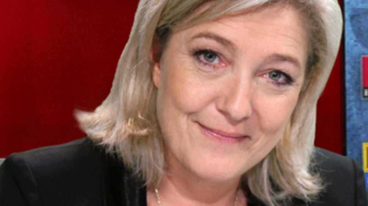 Brigitte Bardot apporte son soutien à Marine Le Pen