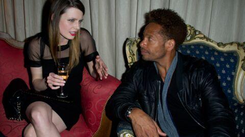 DIAPO Elodie Frégé et Gary Dourdan (Les Experts) assistent à un défilé lingerie