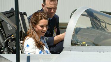 Kate aux commandes!