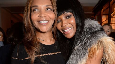 PHOTOS Naomi Campbell pose avec sa maman: on dirait deux sœurs!