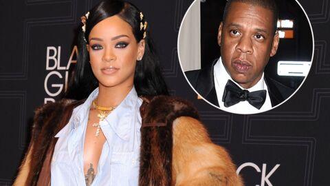 Rihanna: ses rapports avec Jay Z se tendent à cause des faibles ventes de son album sur Tidal