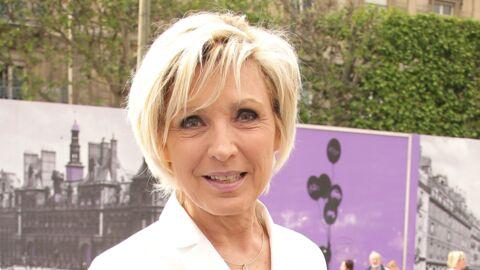 Evelyne Dhéliat anéantie par le décès de son mari: «Ils étaient inséparables»