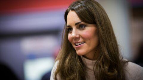 Rétablie, Kate Middleton s'est rendue à une petite soirée de Noël