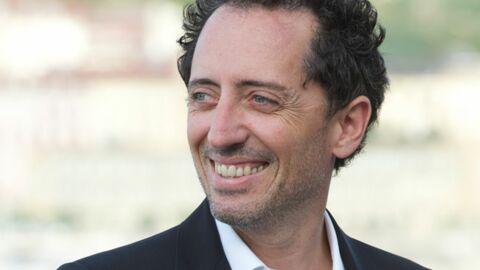 Gad Elmaleh: les remerciements d'un papa comblé