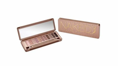 La Naked 3 d'Urban Decay arrive en exclusivité chez Sephora