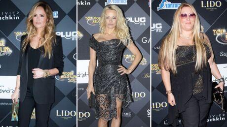 PHOTOS Pamela Anderson, Adriana Karembeu, Loana sur leur 31 pour Top Model Belgium