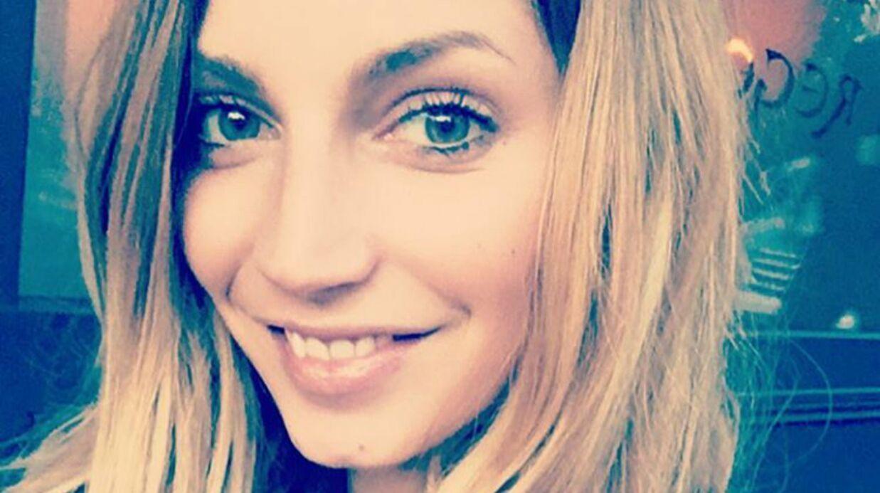 PHOTO Nadège Lacroix publie une première photo de son nez après son opération
