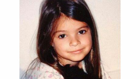 Saurez-vous devinez quelle top se cache derrière cette adorable fillette?