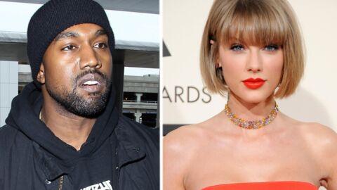 Kanye West: sa réponse étonnante au speech de Taylor Swift lors des Grammy Awards