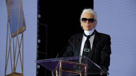 Karl Lagerfeld: la raison pour laquelle il ne quitte jamais ses lunette noires