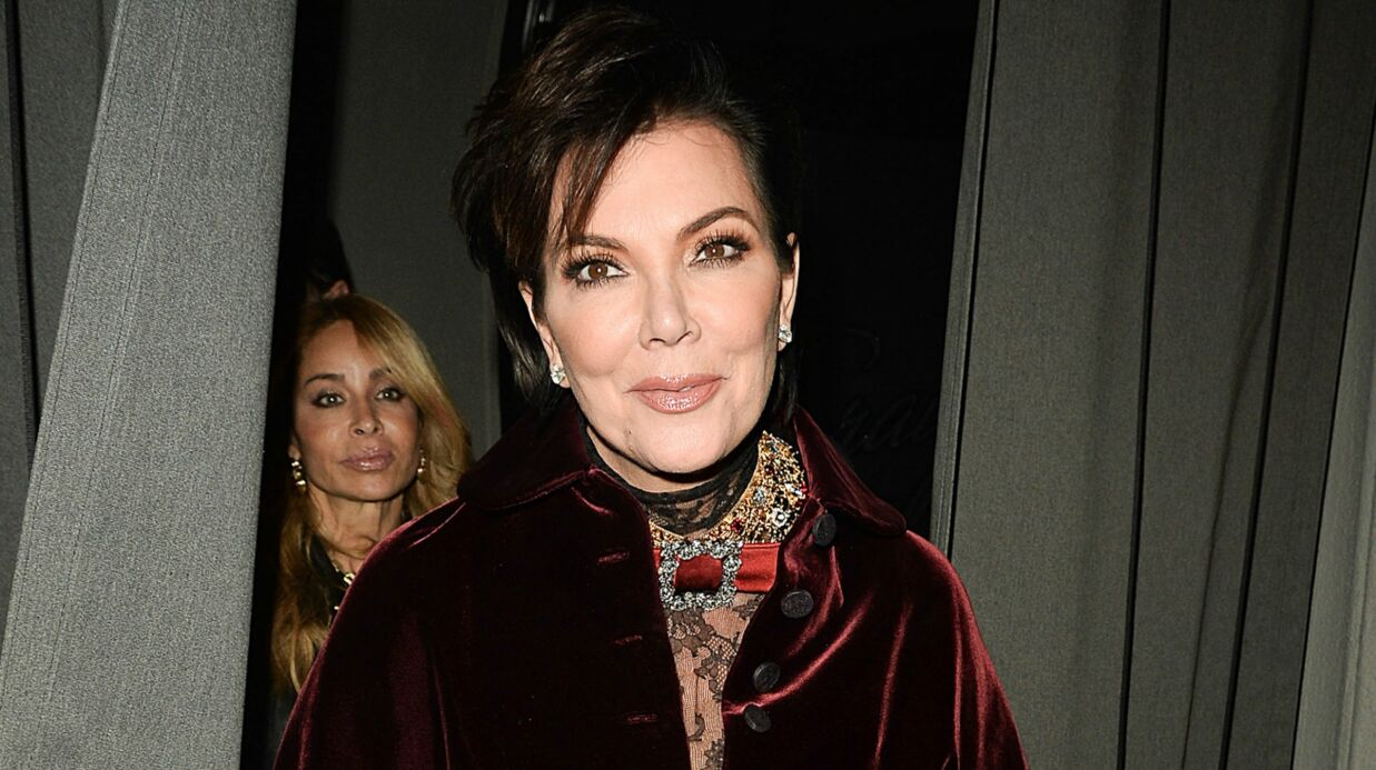 PHOTO Kris Jenner souhaite un bon anni­ver­saire à Paris Hilton avec une photo surpre­nante