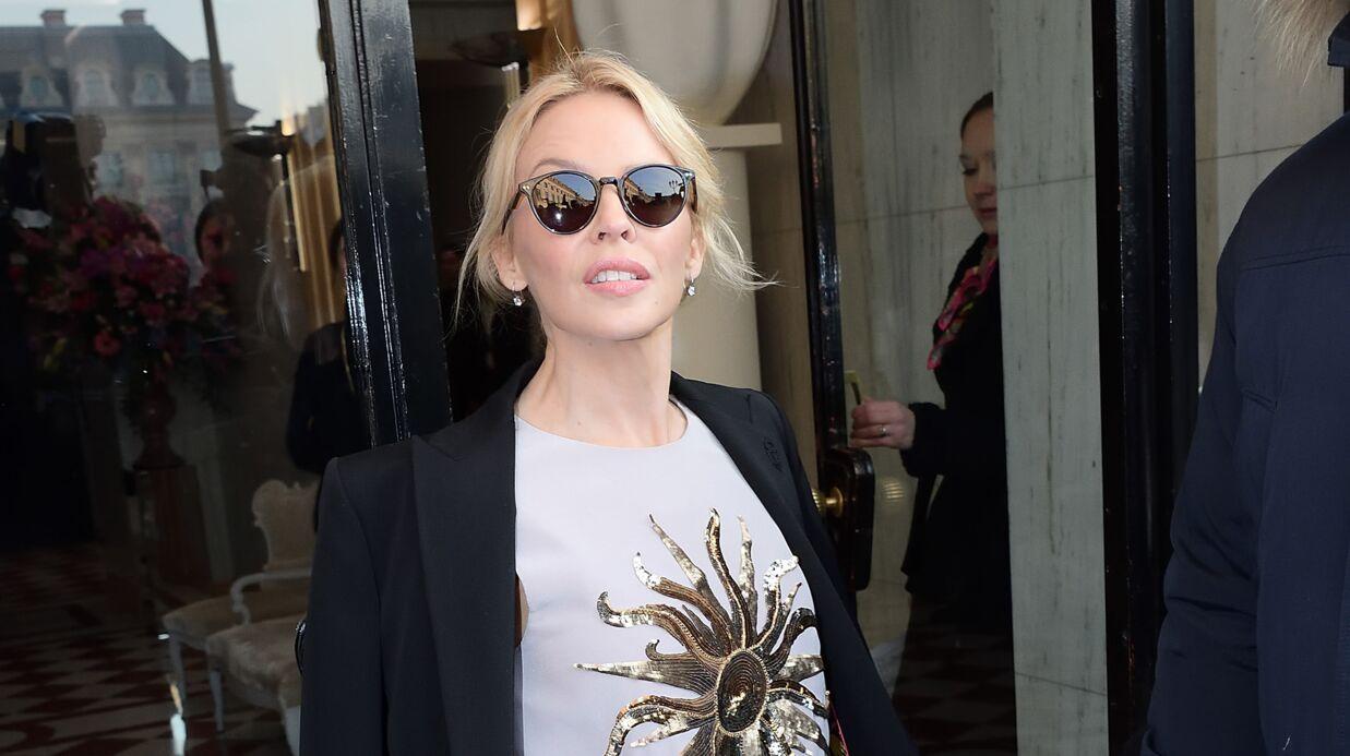 Kylie Minogue se confie sur sa rupture avec Joshua Sasse