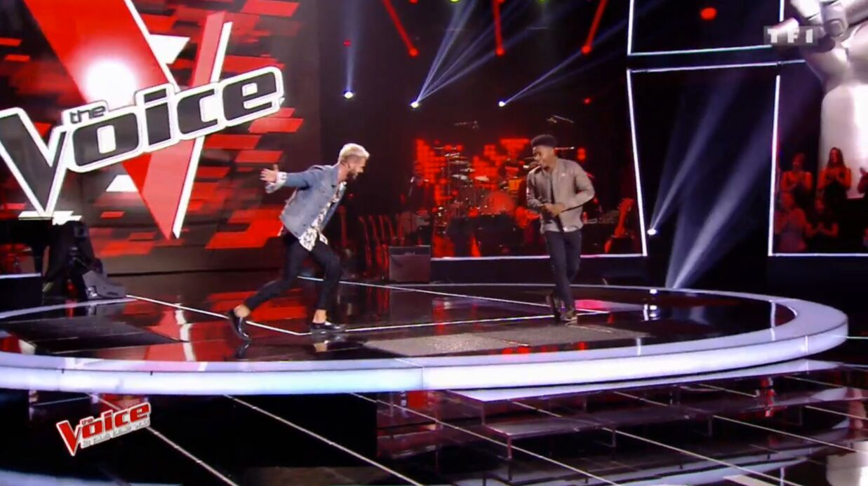 The Voice: pour sa première, M Pokora décroche le meilleur talent de la soirée