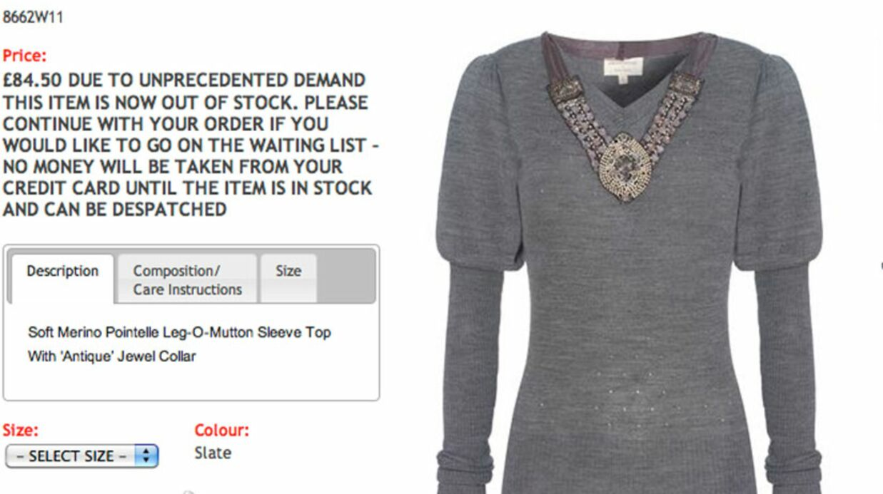 Kate Middleton achète ses vêtements en soldes
