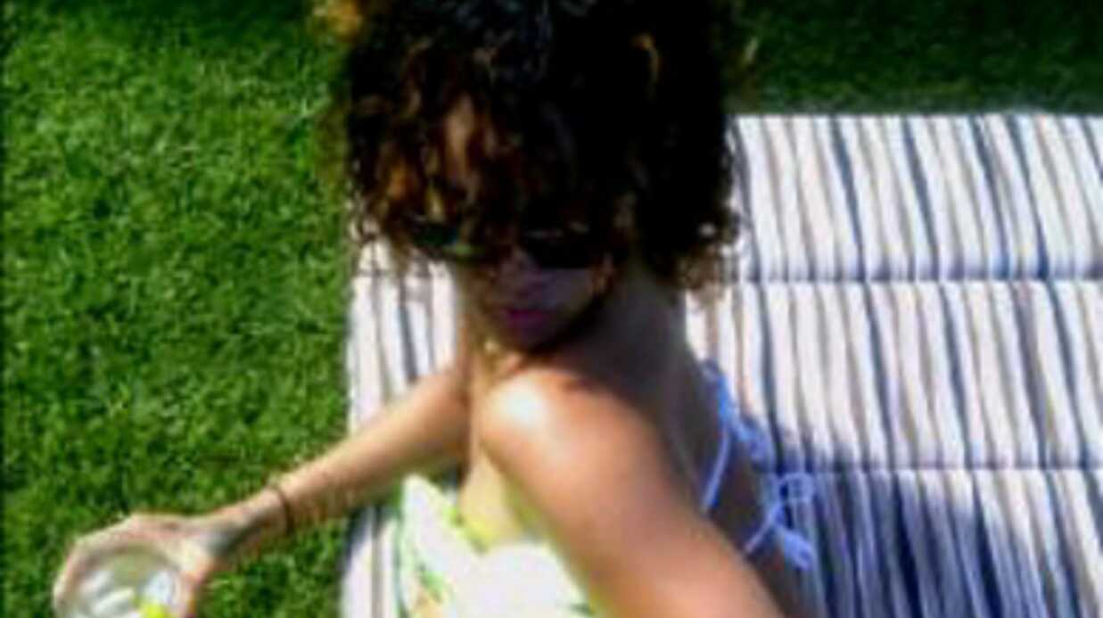 PHOTOS Rihanna: grosse éclate en vacances
