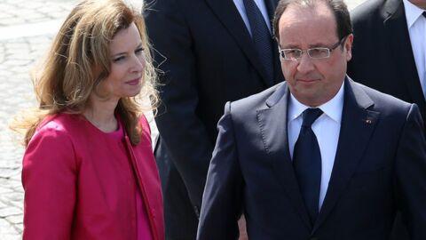 François Hollande et Valérie Trierweiler devraient se voir aujourd'hui