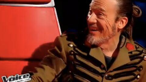 The Voice: Florent Pagny se remplume (et Mika se calme)