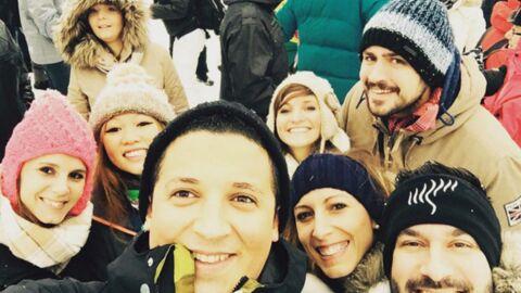 PHOTOS Noémie, Quentin, Adel, Vanessa et Denny de Top Chef se retrouvent à la montagne