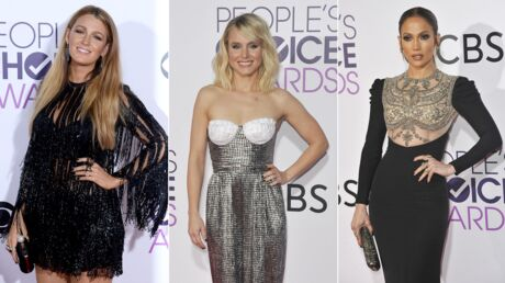 PHOTOS Jennifer Lopez sexy, Blake Lively glamour aux People's Choice Awards