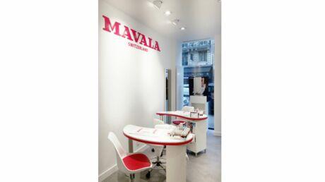 Mavala ouvre sa première boutique-institut à Paris