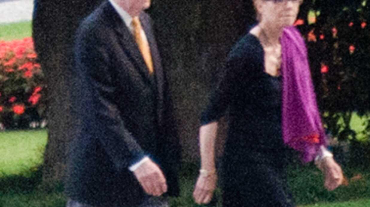 PHOTOS George Clooney et Stacy Keibler présentent leurs parents
