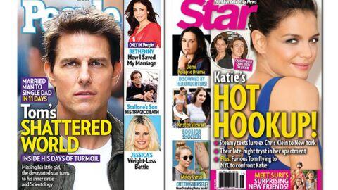 En direct des US: la nouvelle vie de Tom Cruise et Katie Holmes