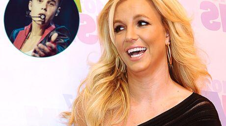Britney Spears essaie de raisonner Justin Bieber