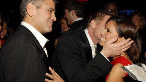 George Clooney a dragué Eva Longoria alors qu'il était avec Stacy Keibler