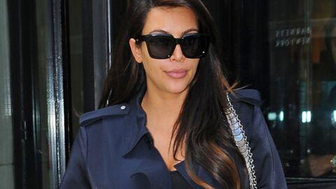 Kim Kardashian ne sortira pas de chez elle avant d'avoir minci