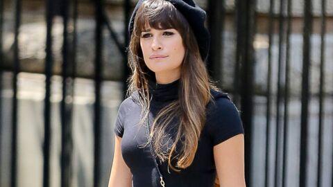 Lea Michele est «devenue folle» en apprenant la mort de Cory Monteith