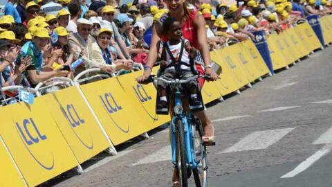 On a testé… Miss France sur le Tour de France