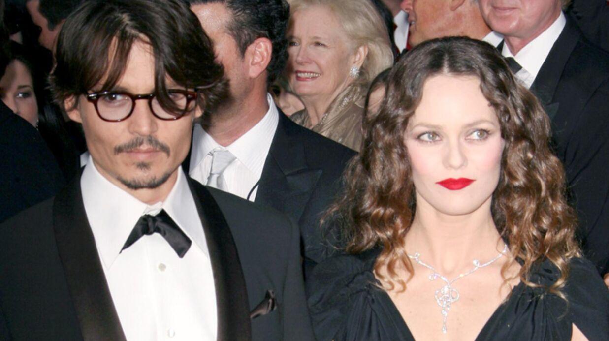 Johnny Depp et Vanessa Paradis officialisent leur séparation