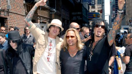 Mötley Crüe:  31 ans et toujours au Zénith