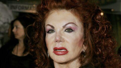 PHOTOS Jackie, la mère de Sylvester Stallone, reconnaît qu'elle a abusé de la chirurgie