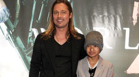 Brad Pitt révèle que son fils Maddox joue avec lui dans World War Z