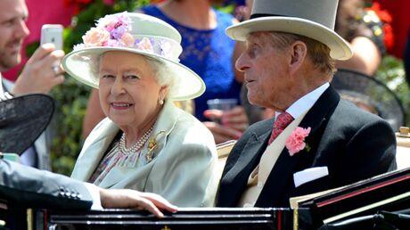 Elizabeth II en visite sur le lieu de tournage de Game of Thrones