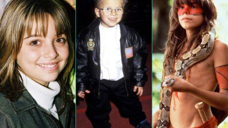 DIAPO Les enfants stars: que sont-ils devenus?