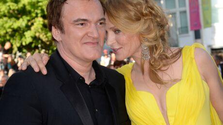 Uma Thurman et Quentin Tarantino en couple? Une photo qui en dit beaucoup!