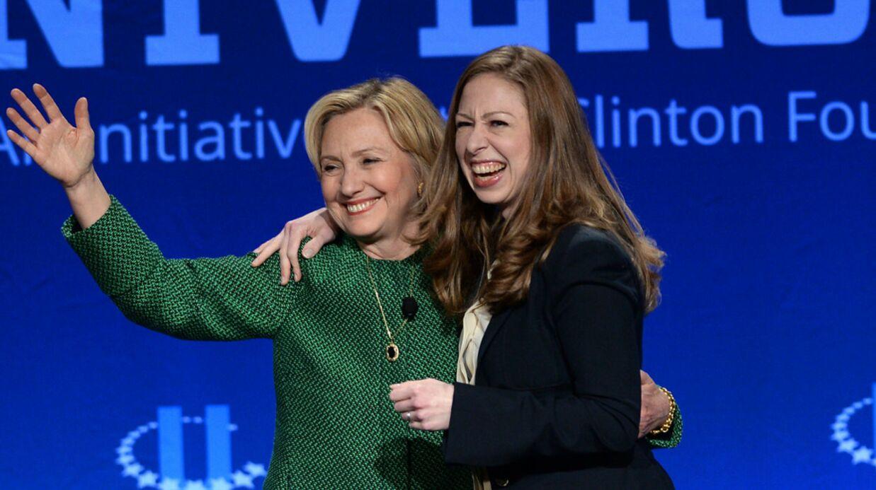 Hillary Clinton à nouveau grand-mère, sa fille Chelsea vient d'accoucher