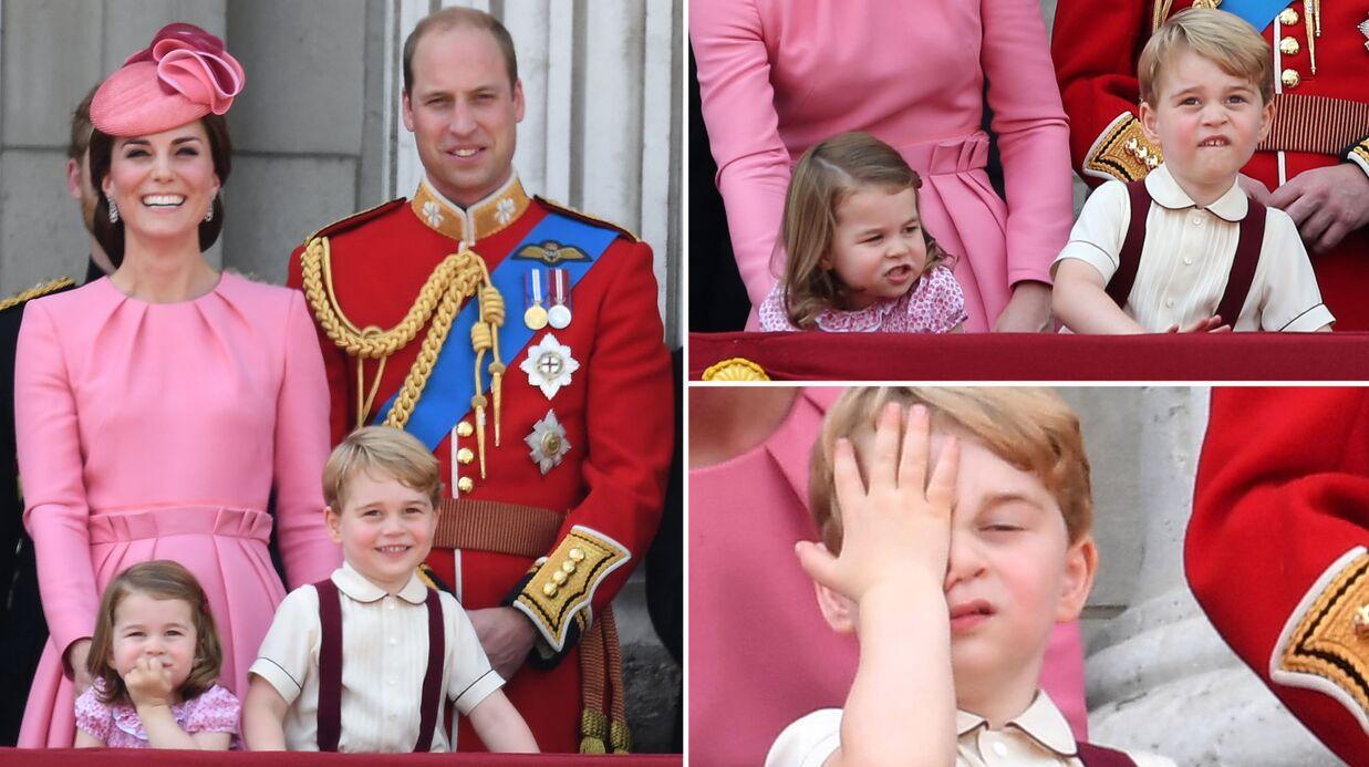 PHOTOS Kate Middleton divine, George et Charlotte TRÈS mignons pour l'anniversaire de la reine Elizabeth