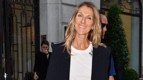 PHOTOS Céline Dion sans maquillage et en jean troué à Paris: splendide au naturel