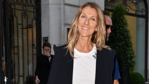 PHOTOS Céline Dion sans maquillage et en jean troué à Paris : splendide au naturel