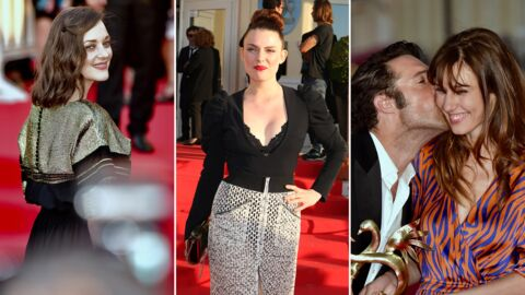 PHOTOS Elodie Frégé sexy et décolletée, Doria Tillier et Nicolas Bedos amoureux à Cabourg